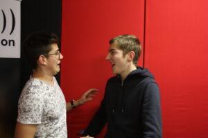 Das Radio4TNG The Day - Team am Mittwoch